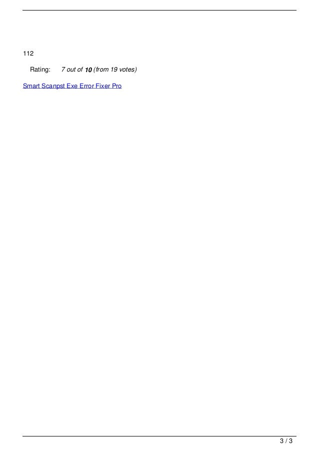 Smart scanpst exe error fixer pro Slide 3