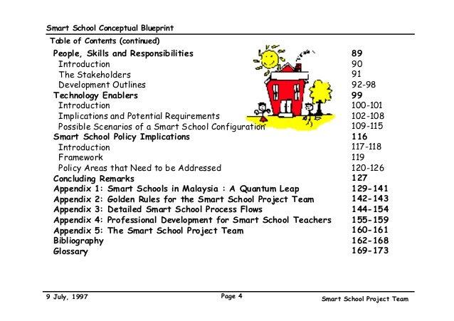 The malaysian smart school a conceptual blueprint 4 smart school conceptual blueprint malvernweather Gallery