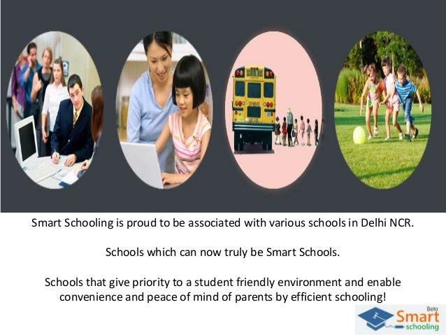 Smart Schooling is proud to be associated with various schools in Delhi NCR. Schools which can now truly be Smart Schools....