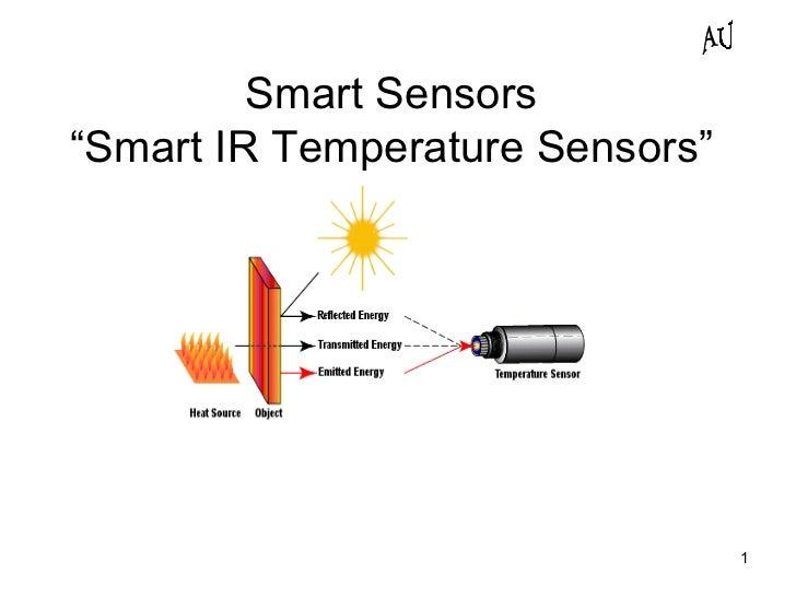 "Smart Sensors ""Smart IR Temperature Sensors"" AU"