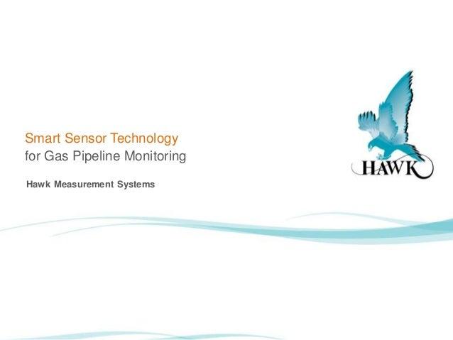 Hawk Measurement Systems Smart Sensor Technology for Gas Pipeline Monitoring