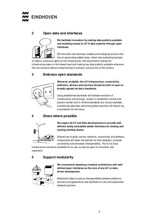 Smart society iot charter eindhoven work in progress Slide 2