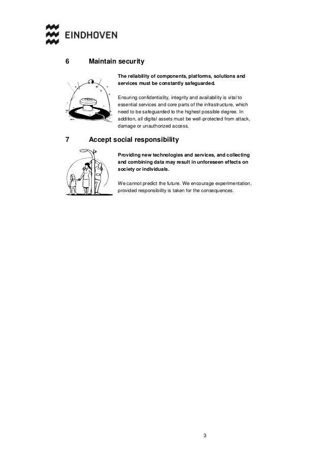 Smart society iot charter eindhoven work in progress Slide 3