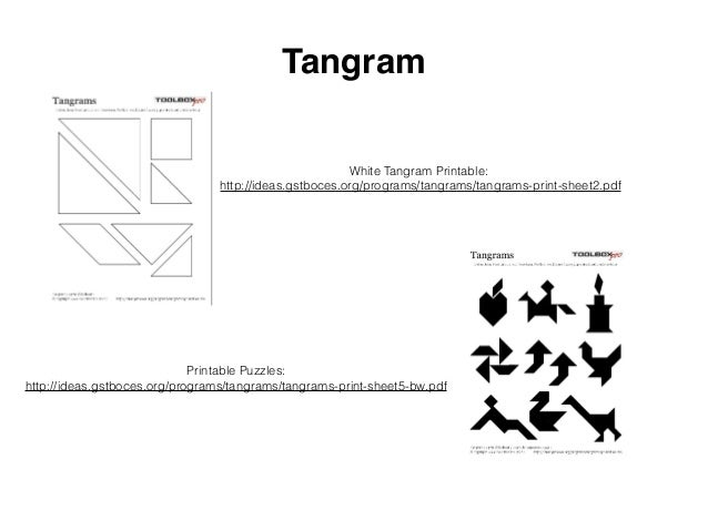 It is a picture of Tangrams Printable Pdf in advanced