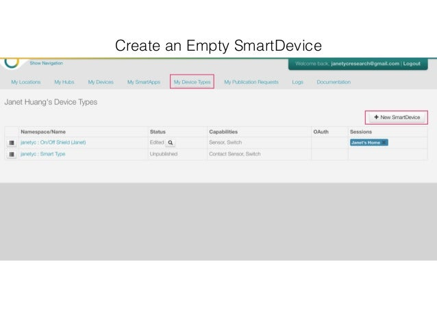 How to Program SmartThings
