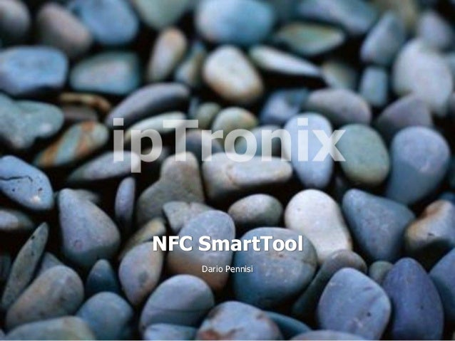 NFC SmartTool Dario Pennisi