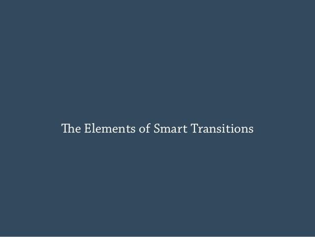 smart progressive disclosure