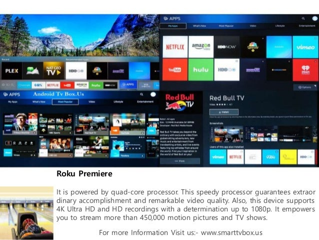 Android Tv Box Apps