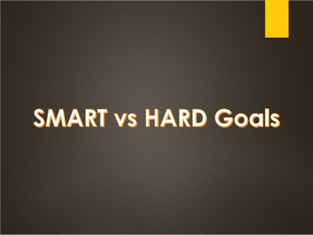 SMART Goals Specific Measurable Attainable Realistic Tangible