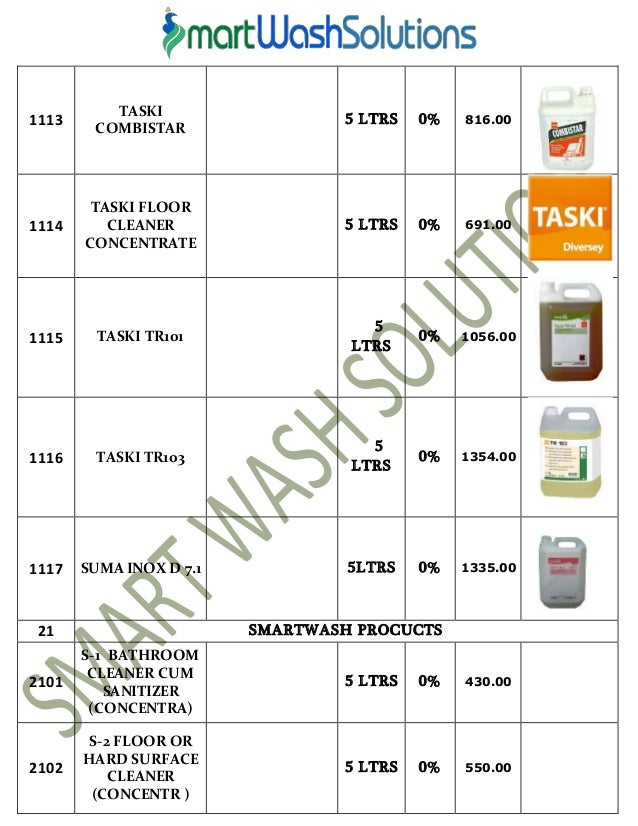 Housekeeping Products Material and Cleaning Chemicals Price List   Housekeeping Products List universalcouncil info. List Of Housekeeping Materials   xtreme wheelz com