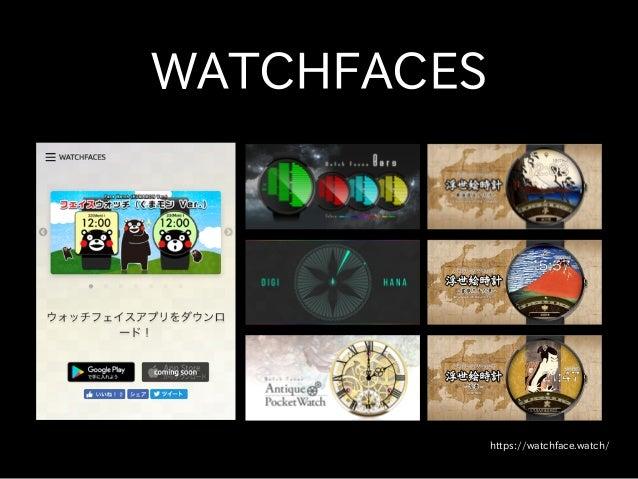 WATCHFACES https://watchface.watch/