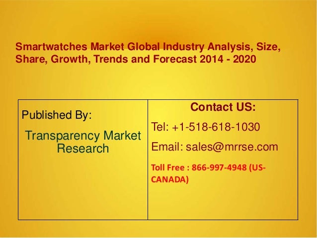 Smartwatches Market by Price Range (High-end,Mid-end and ...