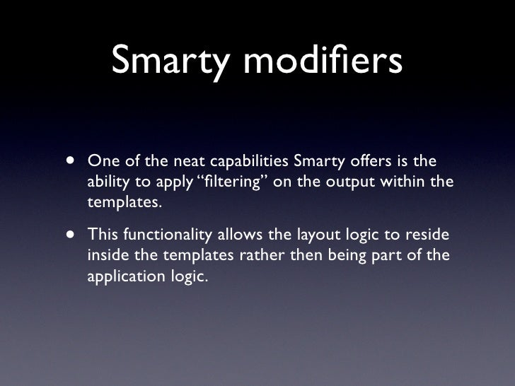 smarty allocate diverse with loop