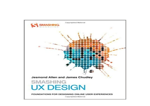 P D F Book Smashing Ux Design Foundations For Designing Online User E