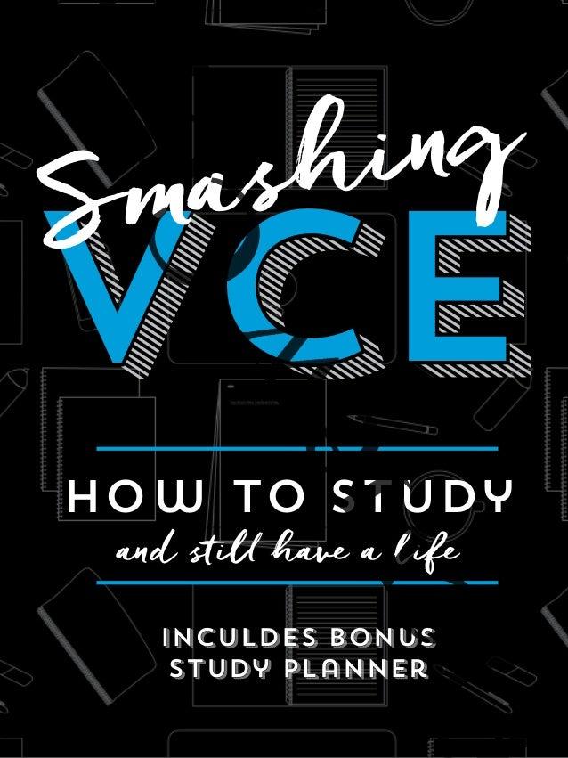 VCE English: Exam Prep & Study Guide