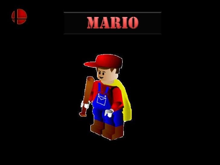 Smash BROTHERS LEGO Slide 2