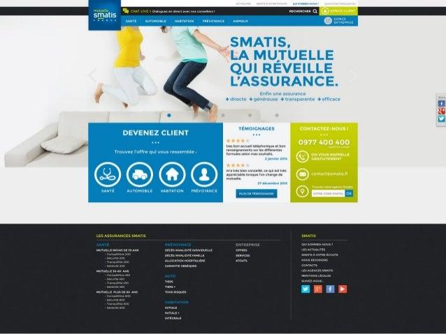 Mutuelle Smatis : Comment développer une stratégie digitale performante