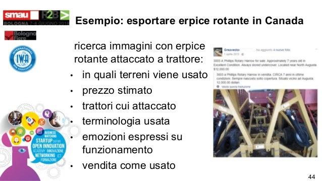 Esempio: esportare erpice rotante in Canada ricerca immagini con erpice rotante attaccato a trattore: • in quali terreni v...