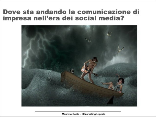 Smau2007: Il marketing liquido Slide 2