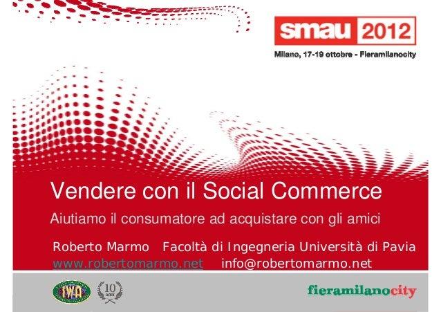 09/05/12 Titolo della presentazione/20Titolo della presentazione3/20Roberto Marmo Facoltà di Ingegneria Università di Pavi...