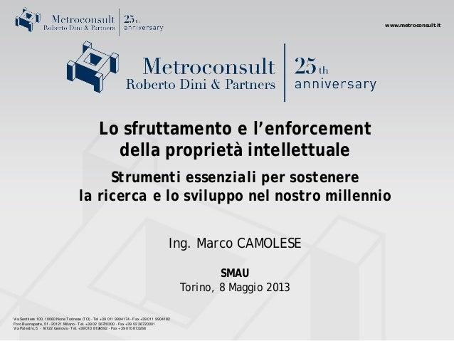 Via Sestriere 100, 10060 None Torinese (TO) - Tel +39 011 9904174 - Fax +39 011 9904182Foro Buonaparte, 51 - 20121 Milano ...