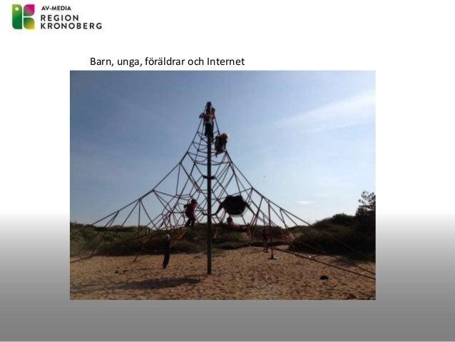 Barn, unga, föräldrar och Internet