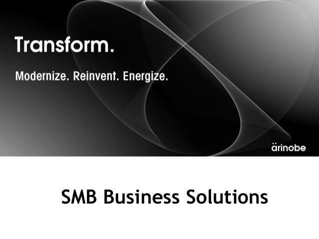 SMB Business Solutions