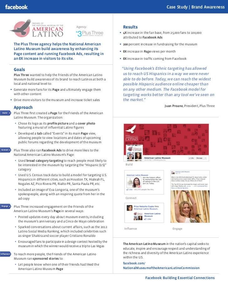 Case Study | Brand Awareness                                                           Agency:                      Result...