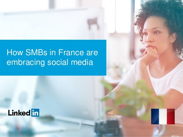 How SMBs in France are embracing social media