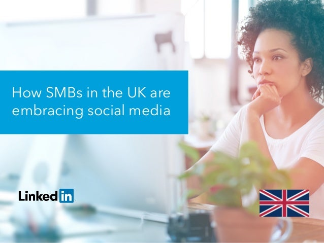 How SMBs in the UK are embracing social media