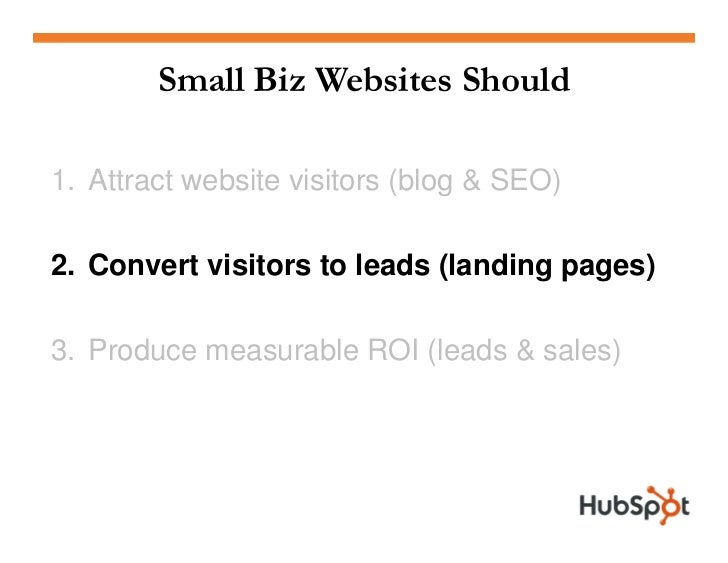 All Websites Should Have Landing Pages                                 Target M k t                               T    t M...