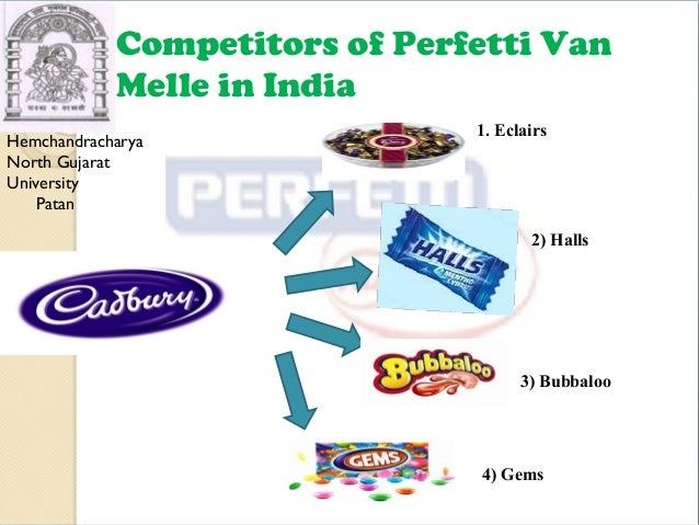 perfetti van melle Perfetti van melle is a privately held italian-dutch global manufacturer of confectionery and gum it was formed in 2001 with the acquisition of van melle of.