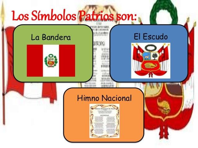 Símbolos Patrios de Perú :)