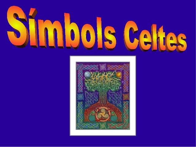 El nus celta representa leternitat com molts dels altres símbols però a la vegada el cicle de la vida:naixement i renaixam...