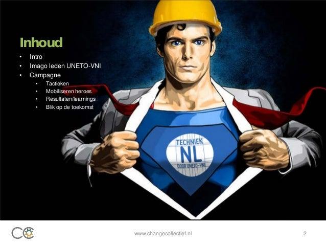 Social media campagne TechniekNL mobiliseert heroes uit de installatiebranche Slide 2