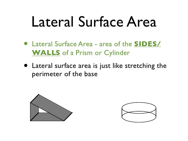 Smc3 direct lesson 85 surface area of prisms cylinders – Surface Area of Prisms and Cylinders Worksheet