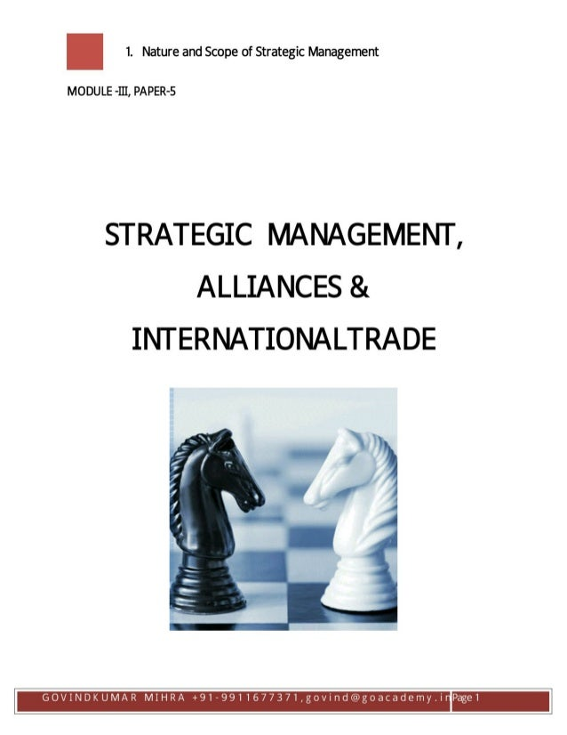 Professional develpoment for strategic managers