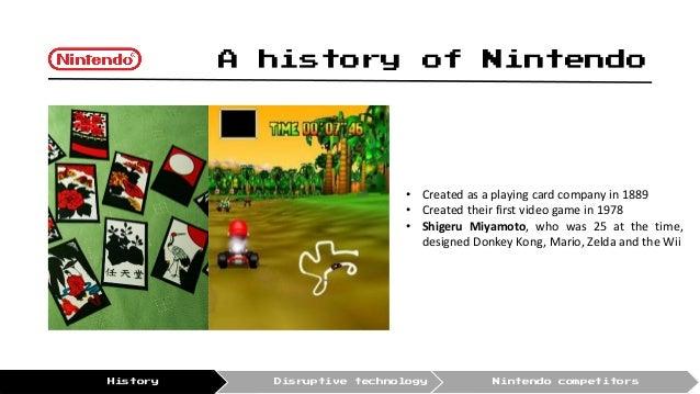 Case Nintendo Essay