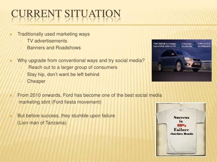 Starbucks & Ford Motorcar Company Case Study