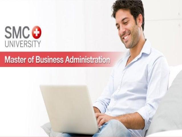 Smc University Online Studies