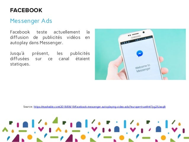 Facebook teste actuellement la diffusion de publicités vidéos en autoplay dans Messenger. Jusqu'à présent, les publicités ...