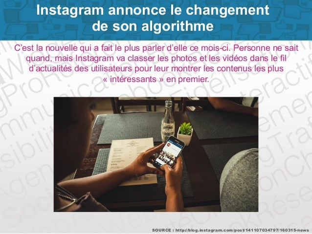 Social Media Digest n°23. Retour sur l'actualité des réseaux sociaux de Mars 2016. Slide 2