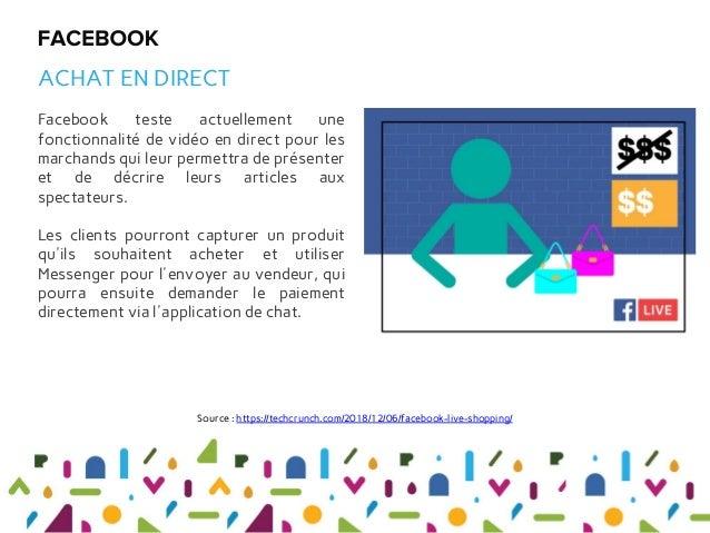 Facebook teste actuellement une fonctionnalité de vidéo en direct pour les marchands qui leur permettra de présenter et de...