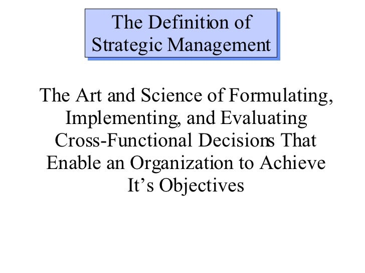 is strategic management an art or a science Master of management science and engineering: 64,5471,750: 64,5471,750: 22:  the extent to which alumni fulfilled their goals or reasons for doing a masters in.