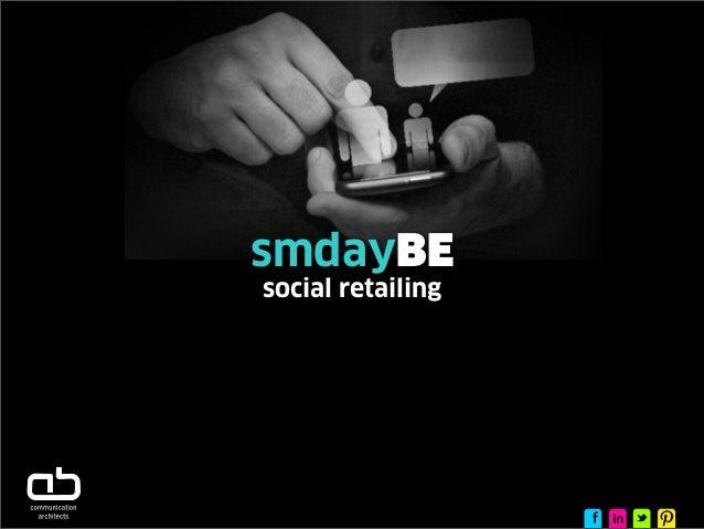 smdayBE social retailing