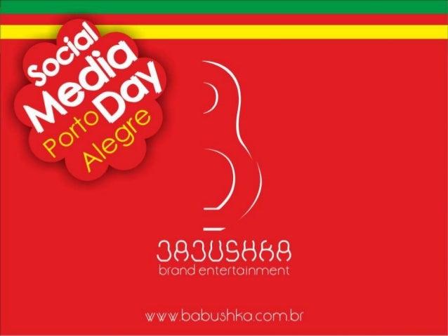 Realizou-se no dia 28 de setembro a quarta edição do Social Media Day Porto Alegre no Beco. Novamente promovido pela Babus...