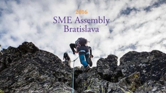 Yannig Roth Marketing Director, WiSEED @YannigRoth @WiSEED #SMEweek2016 #SMEassembly2016 Bratislava, November 25th 2016