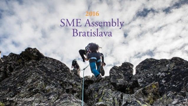 #SMEassembly2016