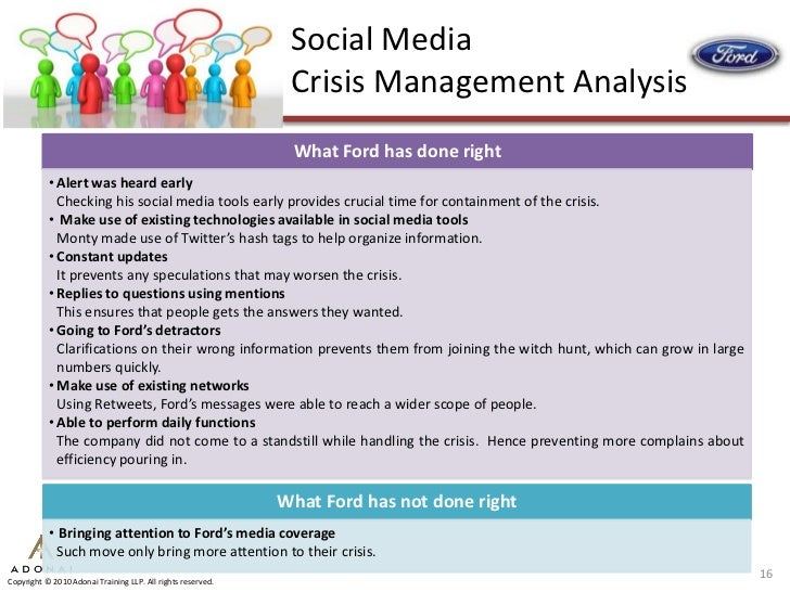 Social Media Crisis Management: Three Case Studies