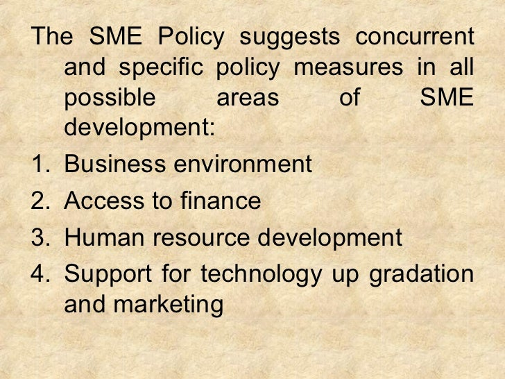 Human resource in sme